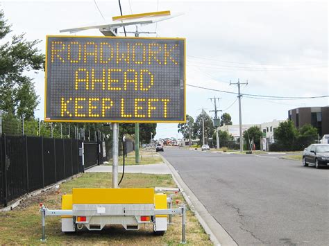CSP Pacific - Variable Message Signs (VMS)
