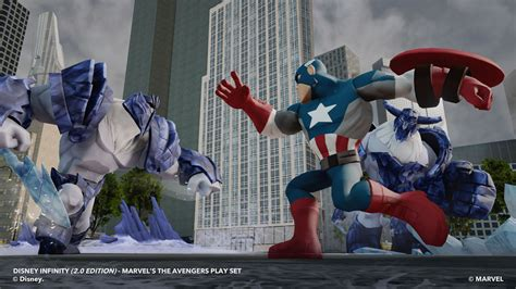 Disney Infinity: Marvel Super Heroes is 'not just an