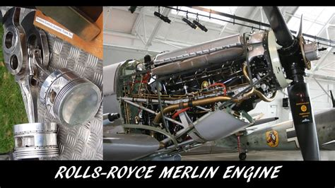 Video from the Past [24] - Rolls-Royce Merlin Engine