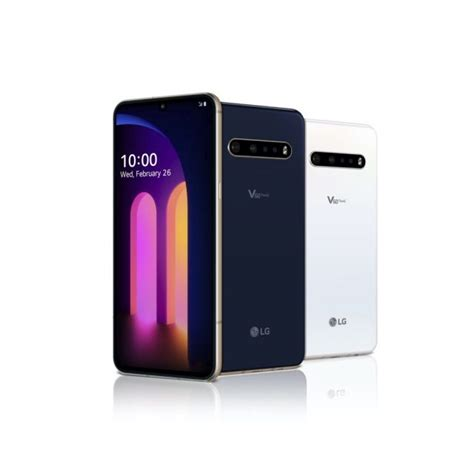 LG V60 ThinQ 5G is a unique offering with its dual-screen
