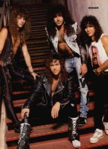 Winger | 80s HAIR BANDS