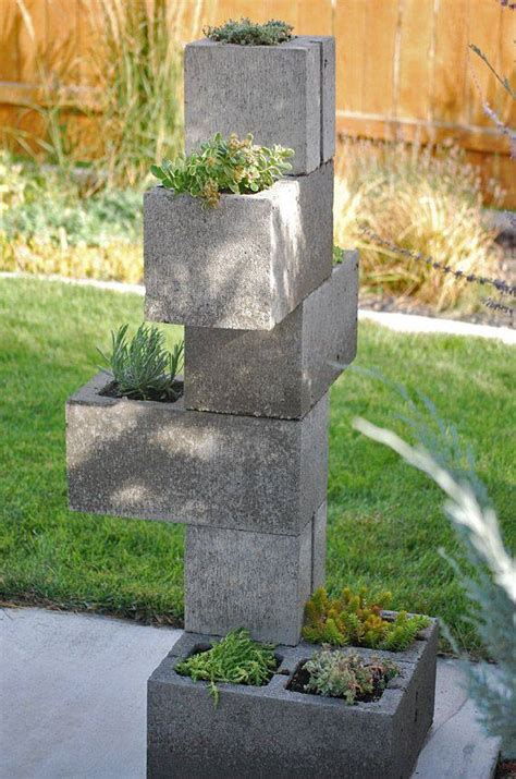40 + Cool Ways to Use Cinder Blocks - Page 2 of 6