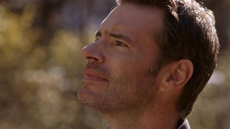 EXCLUSIVE: Scott Foley Has an Emotional Moment Upon