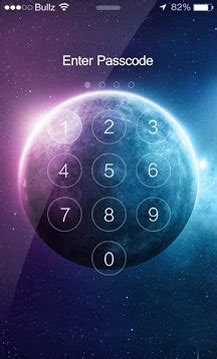 Galaxy Lock Screen Live Wallpaper   APK Download for Android