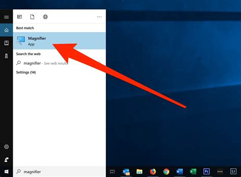 How to zoom in on a Windows PC in a web browser or app, or