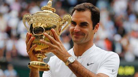 Record-breaking Roger Federer claims eighth Wimbledon