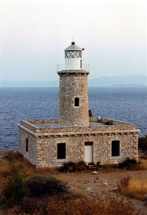Lighthouses of Southern Greece