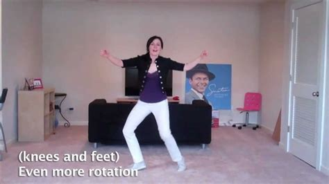 Lindy Hop Steps Made Easy: Swivels! (solo jazz dance moves