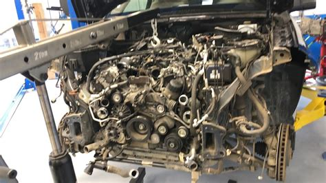 Mercedes Benz 2014 Gl450 Engine Misfire Diagnosis and