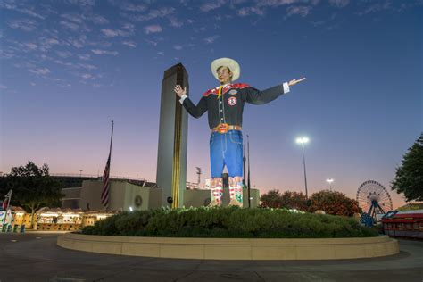 Closing Day of the 2019 State Fair of Texas   State Fair
