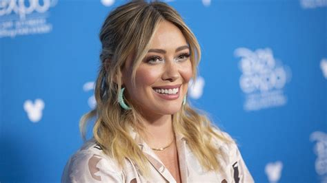 Hilary Duff Finally Shows Her Kids 'The Lizzie McGuire