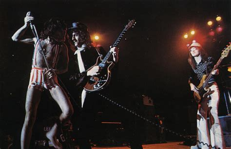 This is the first show of Queen's second tour of Japan