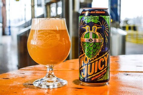 DRINK IT DOWN: Two Juicy Double IPA by Two Roads Brewing