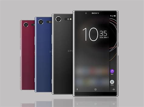 Sony announces the Xperia XZ1 Compact at IFA 2017