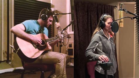 Kathy's Song (Paul Simon) - Brother/sister acoustic cover