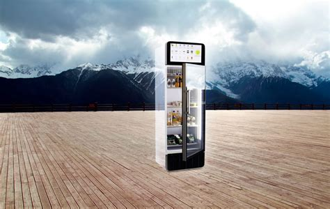 New Retail Solution for Unmanned Retail - Intelligent