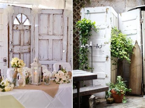 Recycling Old Wood Windows and Doors for Modern Interior