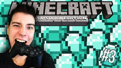 DIAXY!!! - Minecraft PS3 [#3] - YouTube