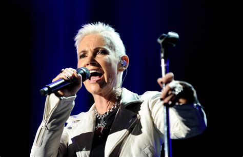 Roxette singer Marie Fredriksson dies at 61 - The