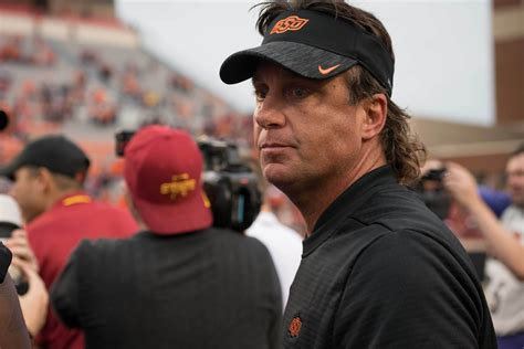 Mike Gundy's 'snowflake' transfer rant is hypocritical