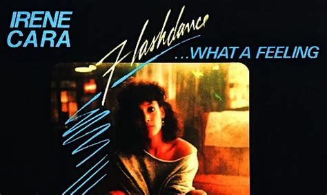 Irene Cara – What A Feeling | the80s