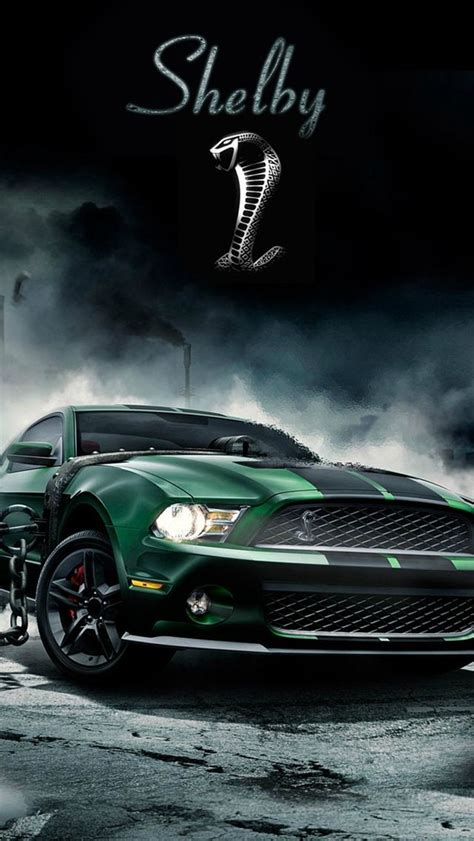 Shelby Cobra Muscle Car #iPhone #5s #wallpaper | Car